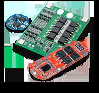 Модули контроля заряда аккумуляторов