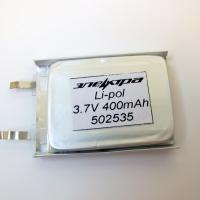 Аккумулятор Li-pol 502535 3.7V 400mAh