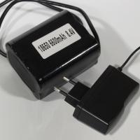 Аккумулятор и ЗУ к фарам F2-F3-F4