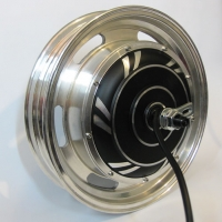 Мотор-колесо 48V 800W cкутерное заднее