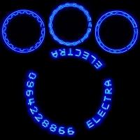 Подсветка для велосипеда SM-15A