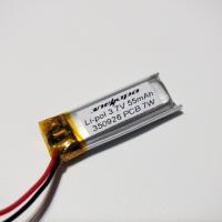 Аккумулятор Li-pol 350926 3.7V 55mAh PCB 7W