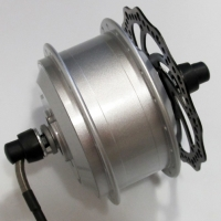 Мотор-колесо 24V250W редукторное 28 дюймов переднее