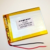 Аккумулятор Li-pol 257090 3.7V 2000mAh PCB