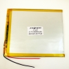Аккумулятор Li-pol 30130145 3.7V 6000mAh PCB