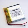 Аккумулятор Li-pol 303030 3.7V 320mAh PCB 24W