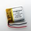 Аккумулятор Li-pol 402020 3.7V 120mAh PCB 15W