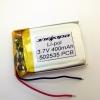 Аккумулятор Li-pol 502535 3.7V 400mAh PCB 15W