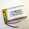 Аккумулятор Li-pol 703048 3.7V 1000mAh PCB 24W