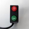Кнопки сигнала и освещения