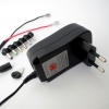 Зарядное устройство для SLA, GEL 3-12V 0.5-2.5A