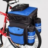 Велосумка на багажник B04