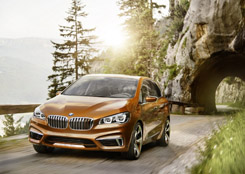 BMW Active Tourer Outdoor