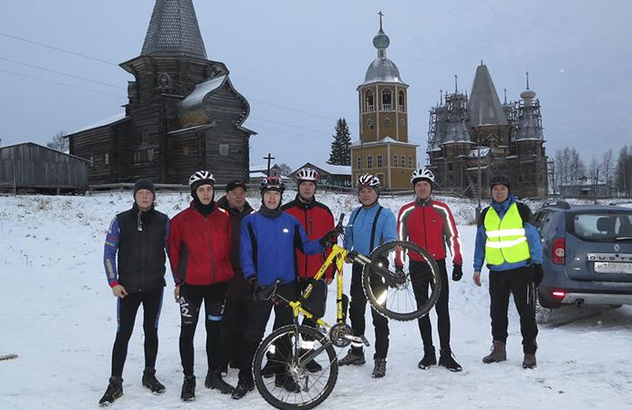 Зимняя одежда велосипедиста-6