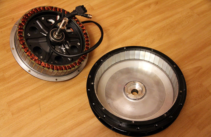 Мотор-колесо сделать своими руками 15
