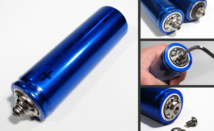Литий-железо-фосфатные аккумуляторы своими руками