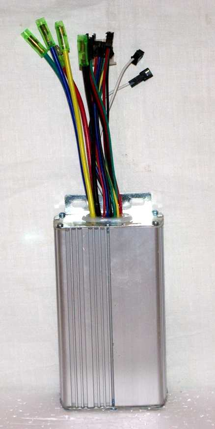 48V750W controller