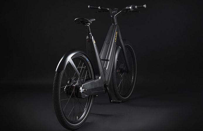 Электровелосипед купить в Челябинске модель Leaos Pure-Pedals, Россияни смогут только в 2016 году