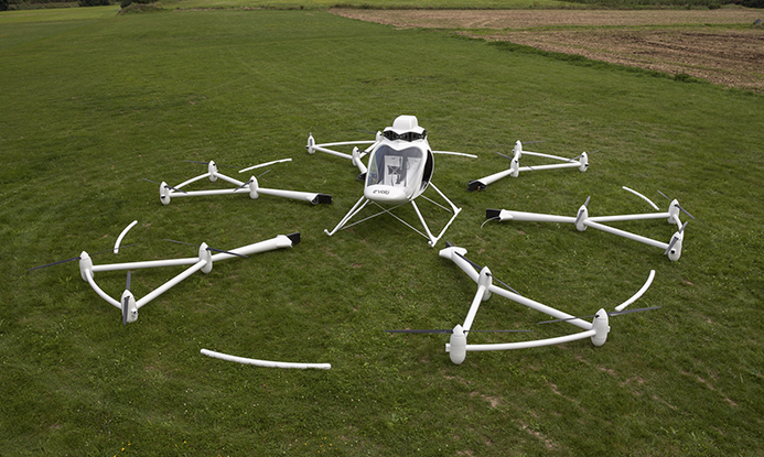Volocopter VC200-1